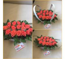 Розы в сумке!