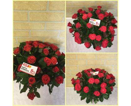 Букет из 31 розы!