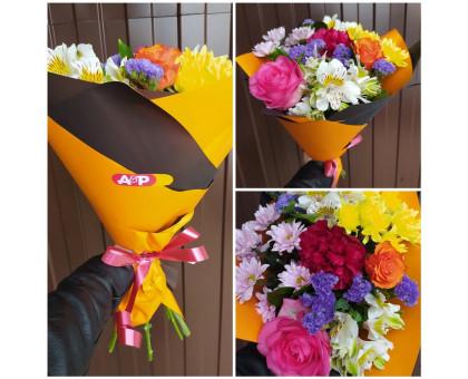 Mix a bouquet of bright, rich colors!