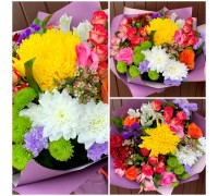 "Bouquet of flowers ""The best"""