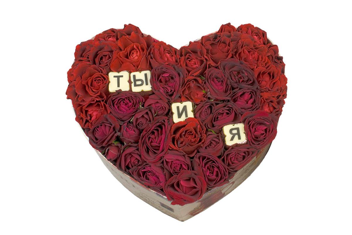 Букеты роз для любимой жены