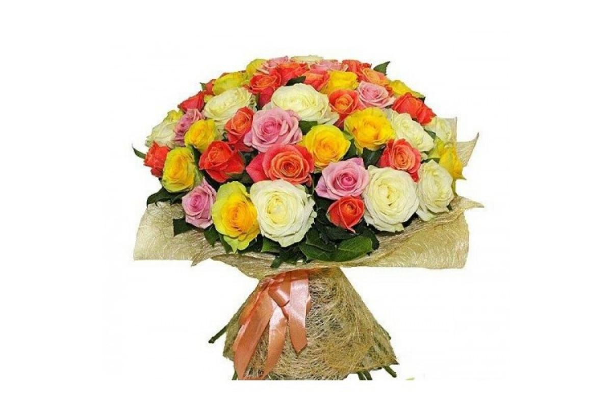 Букеты на праздник из роз уфа, анемоны