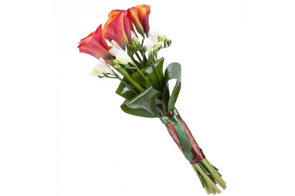 Цветы, параллельный букет фото
