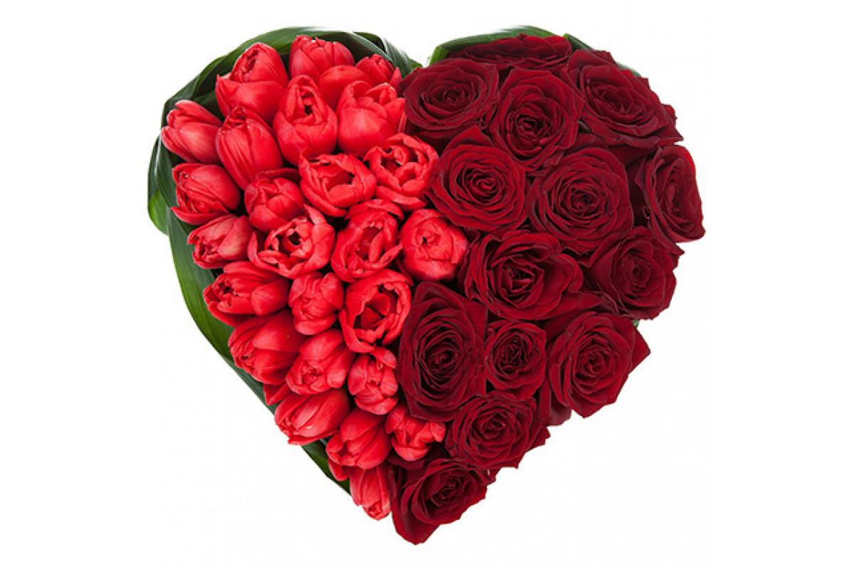 при затемнении букеты цветов фото в форме сердца может подъехать сломавшейся