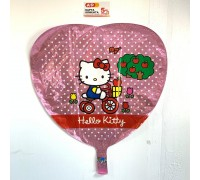 "Foil ball ""Hello Kitty"""