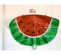 "Foil ball ""Slice of watermelon"""