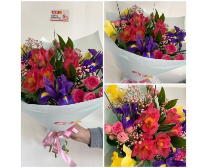 Bright spring bouquet!