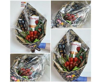 Edible bouquet!