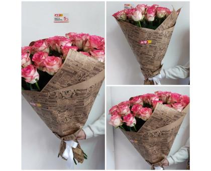 19 delicate roses in craft!