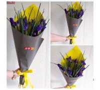Bouquet of irises!