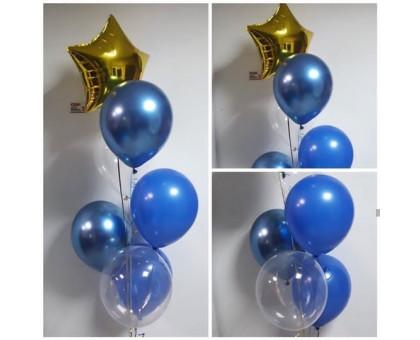 Men's style balloons!