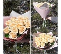 15 delicate roses in Korean craft!