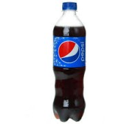 Pepsi carbonated drink, 0.5 L