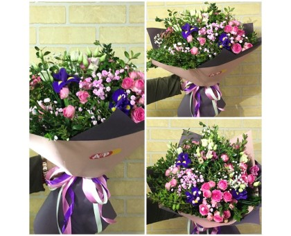 Lush mix bouquet!