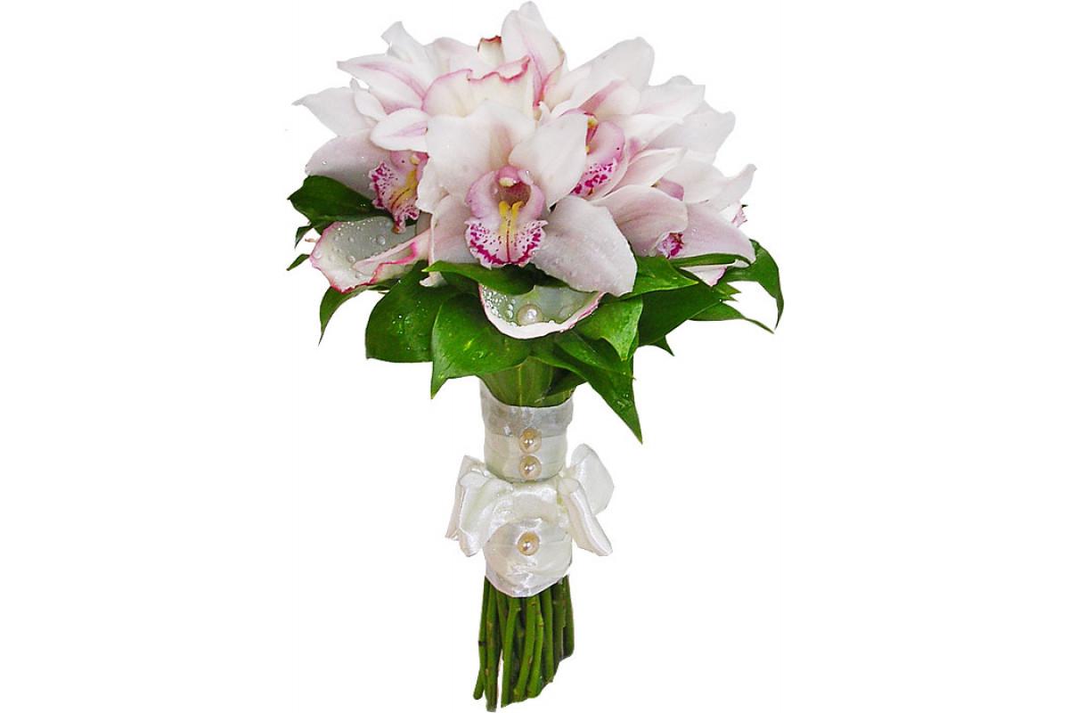 Купить букет с орхидеями фото, заказ цветов через