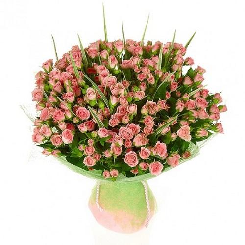 Цветов, мелкие цветочки в букете как называются